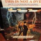 Laserdisc THE AVENGERS 1988 Uma Thurman Sean Connery  LTBX AC-3 Sci-Fi Thriller LD Movie [15873]
