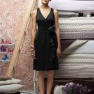Lela Rose 145....Bridesmaid / Cocktail Dress....Black...14