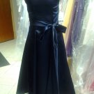 Dessy 4008.....Flower Girl / Special Occasion Dress....Midnight....Sz 3