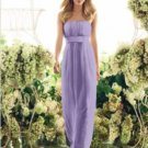 After Six 6573..Full length, Strapless Dress...Wood Violet...Size 18