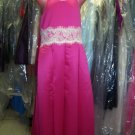 Dessy 4007.....Flower Girl / Special occasion Dress.....Fuchsia....Sz 6