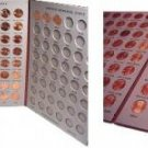 1959-2010 122 Coin Uncirculated Lincoln Memorial Cent Set