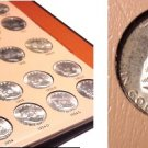 Franklin Halves Complete Set 49 BU & CH Proof Condition