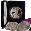 American Silver Eagles 1986-2008 Gem Proof Set