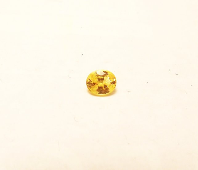 Yellow Sapphire 1.14 Ct  Natural