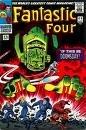 Fantastic 4 comic Book