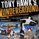 Tony Hawk Ps2 Value Pack