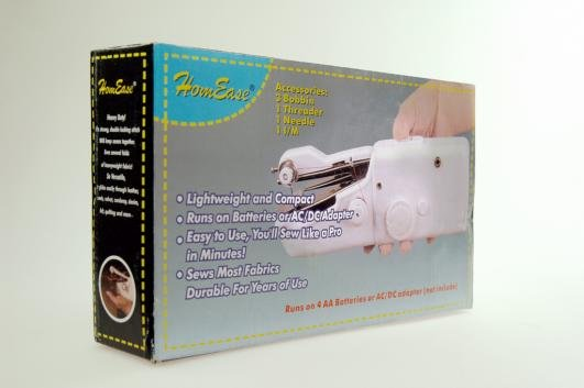 NEW! HANDY AND PORTABLE SEWING MACHINE