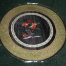 Round Tapestry with flowers   *** FREE SHIPPING ***