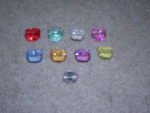 HELLO KITTY BEAD - GREAT FOR ANYTHING