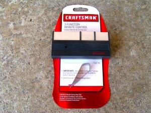 Craftsman Sears Remote 139.53778 Garage Door Opener Control 53778 63LM 750CB 753CB Liftmaster
