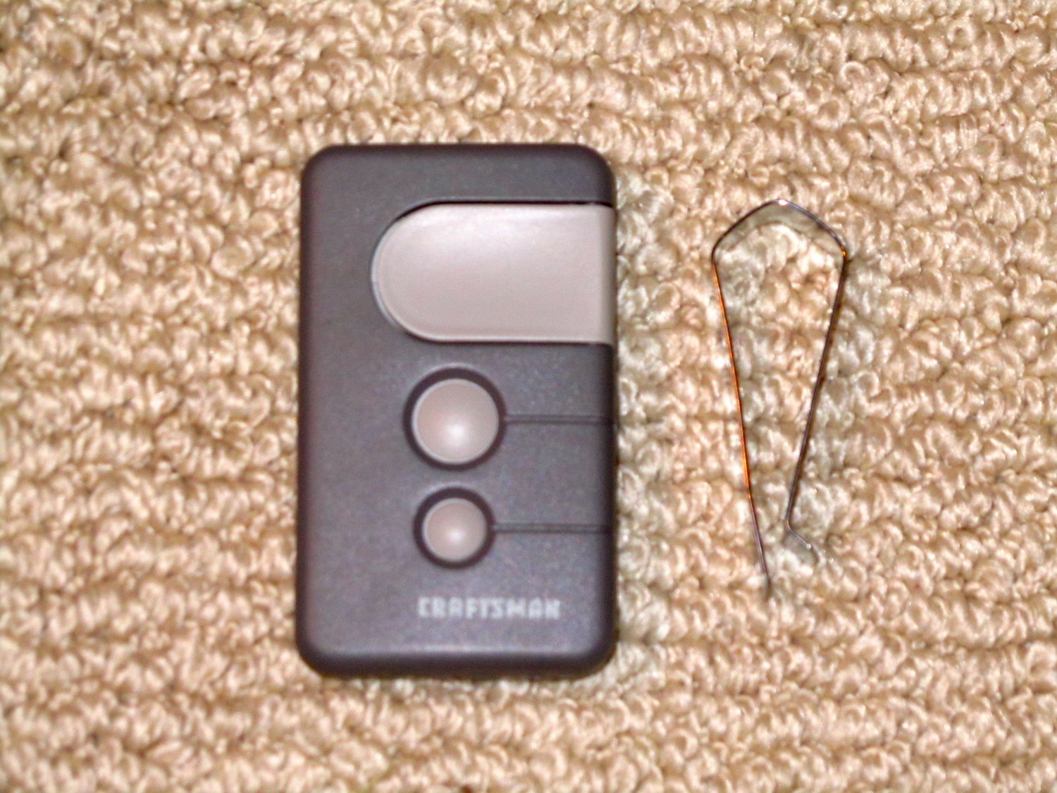 Craftsman Sears Remote 139 53879 Garage Door Opener