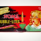 NEW Noma Bubble Lite Set of 7 Vintage Special Edition Christmas Lights Nostalgia Holiday Lites Light