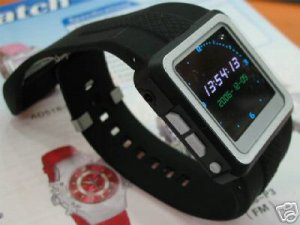 New MP4 Watch 2GB