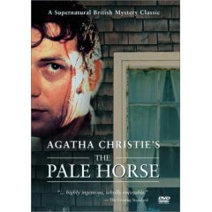 The Pale Horse - Agatha Christie BRAND NEW DVD FACTORY SEALED