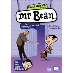 Mr Bean The Animated Series, Vols. 5 & 6 - BRAND NEW DVD BOX SET FACTORY SEALED