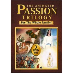 The Animated Passion Trilogy - BRAND NEW DVD BOX SET FACTORY SEALED
