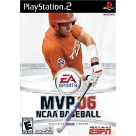 MVP 06 - Playstation 2 - BRAND NEW FACTORY SEALED