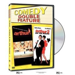 Arthur/Arthur 2 On The Rocks NEW DVD COLLECTION FACTORY SEALED