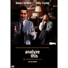 Analyze This NEW DVD FACTORY SEALED