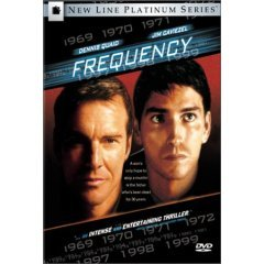 Frequency NEW DVD FACTORY SEALED