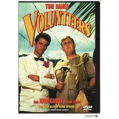 Volunteers NEW DVD FACTORY SEALED