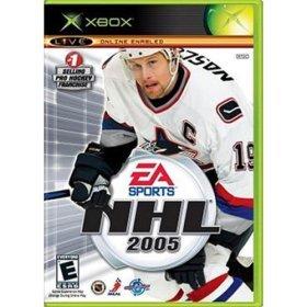 NHL 2005 - XBOX - NEW FACTORY SEALED