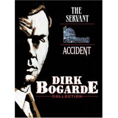 Dirk Bogarde Collection NEW DVD BOX SET FACTORY SEALED