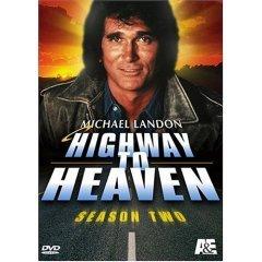 Highway To Heaven Season 2 NEW DVD BOX SET FACTORY SEALED