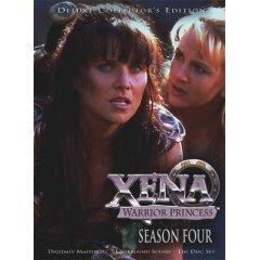 Xena Warrior Princess Season 4 NEW DVD BOX SET FACTORY SEALED