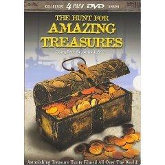 The Hunt For Amazing Treasures (New DVD Box Set)