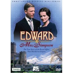 Edward & Mrs. Simpson NEW DVD BOX SET FACTORY SEALED