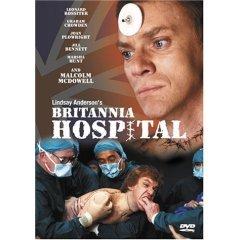 Britannia Hospital NEW DVD FACTORY SEALED