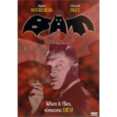 The Bat NEW DVD FACTORY SEALED