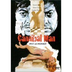 Cannibal Man NEW DVD FACTORY SEALED
