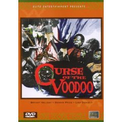 Curse of the Voodoo NEW DVD FACTORY SEALED
