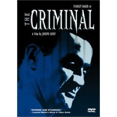 The Criminal NEW DVD FACTORY SEALED