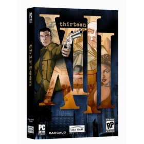 XIII - CD ROM - NEW FACTORY SEALED