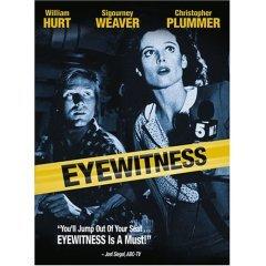 Eyewitness - NEW DVD FACTORY SEALED