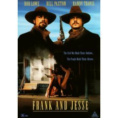 Frank and Jesse - NEW DVD FACTORY SEALED