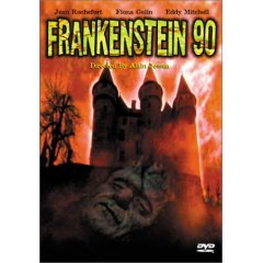 Frankenstein 90 - NEW DVD FACTORY SEALED