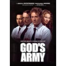 God's Army - NEW DVD FACTORY SEALED