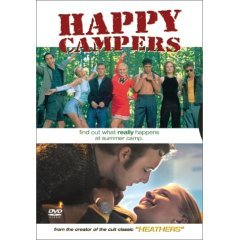 Happy Campers - NEW DVD FACTORY SEALED