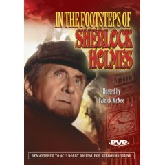 In The Footsteps of Sherlock Holmes - NEW DVD FACTORY SEALED