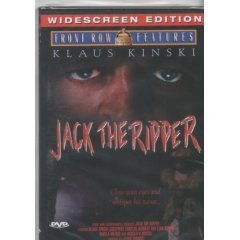 Jack The Ripper (New DVD Widescreen)