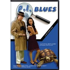 P.I. Blues - NEW DVD FACTORY SEALED