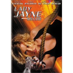 Lady Jane Killer - NEW DVD FACTORY SEALED