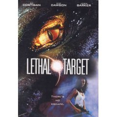 Lethal Target - NEW DVD FACTORY SEALED