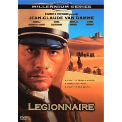 Legionnaire - NEW DVD FACTORY SEALED