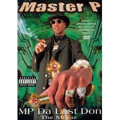 Master P Da Last Don - NEW DVD FACTORY SEALED